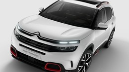 CITROEN C5 Aircross BlueHDi S&S C-Series 130