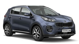 KIA Sportage 1.6 MHEV Business 4x2 136