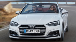 AUDI A5 Cabrio 40 TDI Advanced S tronic