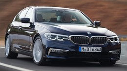 BMW Serie 5 540iA Touring xDrive