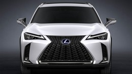 LEXUS UX 250h Executive Navigation 4WD