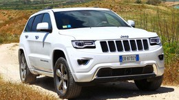 JEEP Grand Cherokee 3.0 Multijet Trailhawk Aut. 184kW