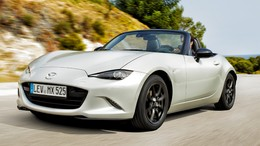 MAZDA MX-5 1.5 Skyactiv-G i-Stop & i-Eloop Evolution Navy RF