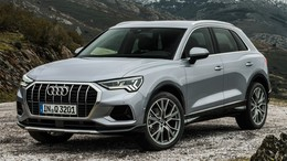AUDI Q3 2.0TDI Design edition 110kW(4.75)