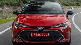 TOYOTA Corolla Touring Sports 180H Active Tech