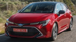 TOYOTA Corolla Touring Sports 180H Feel!