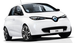 RENAULT Zoe Limited 40 R110 Flexi