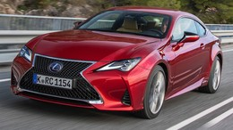 LEXUS RC 300h Luxury