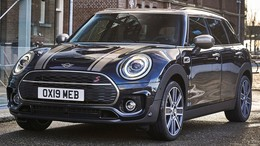 MINI Mini Clubman Cooper SD ALL4 Aut.
