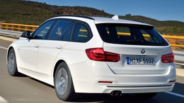 BMW Serie 3 320dA Touring EfficientDynamics (4.75)