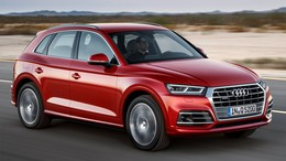 AUDI Q5 45 TDI Advanced quattro tiptronic 170kW