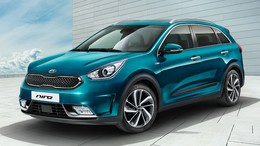 KIA Niro 1.6 PHEV Emotion