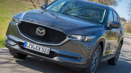 MAZDA CX-5 2.5 Skyactiv-G Evolution Design Navi AWD Aut.