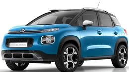 CITROEN C3 Aircross BlueHDi S&S Shine 100