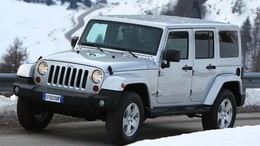JEEP Wrangler Unlimited 3.6 Sahara Aut.