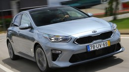 KIA Ceed Tourer 1.6CRDi Eco-Dynamics Business 115