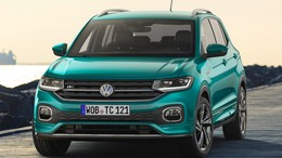 VOLKSWAGEN T-Cross 1.0 TSI Advance DSG7 85kW