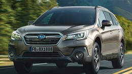SUBARU Outback 2.5i GLP Executive Plus S Black Edition CVT