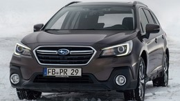 SUBARU Outback 2.5i GLP Executive CVT