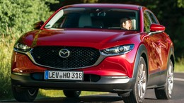 MAZDA CX-30 2.0 Skyactiv-X Zenith Black Safety AWD Aut. 132kW