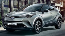 TOYOTA C-HR 180H Dynamic