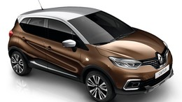 RENAULT Captur TCe GPF Limited 66kW