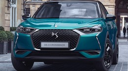DS DS3 Crossback Puretech Grand Chic 100