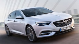 OPEL Insignia ST 2.0D DVH S&S GS-Line Plus AT8 174