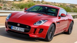 JAGUAR F-Type Convertible 2.0 I4 Chequered Flag Aut. 300