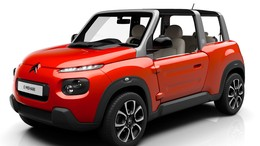 CITROEN E-Mehari Hard Top
