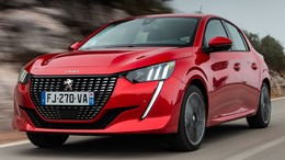 PEUGEOT 208 1.5 BlueHDi S&S Business Line 100