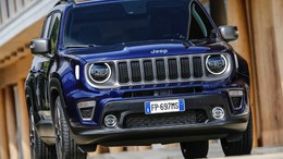 JEEP Renegade 1.6Mjt Night Eagle II 4x2
