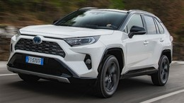 TOYOTA RAV-4 2.5 hybrid 4WD Business