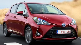 TOYOTA Yaris 100H 1.5 Active Tech