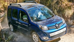 RENAULT Kangoo M1 Combi 1.5dCi Blue Limited 70kW