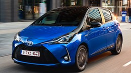 TOYOTA Yaris 100H 1.5 Advance