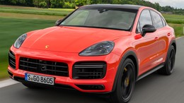 PORSCHE Cayenne Turbo Coupé Aut.