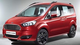 FORD Tourneo Courier 1.5TDCi Titanium 100