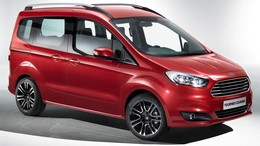 FORD Tourneo Courier 1.5TDCi Sport 100