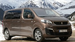 PEUGEOT Traveller M1 2.0BlueHDI Active Long EAT8 180