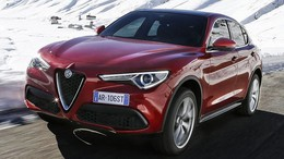 ALFA ROMEO Stelvio 2.2 Executive AWD 190 Aut.