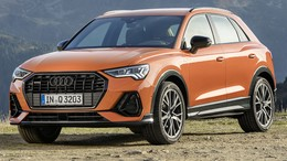 AUDI Q3 40 TFSI Advanced quattro S tronic