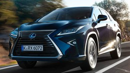 LEXUS RX 450h L Executive Tecno
