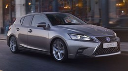 LEXUS CT 200h Luxury