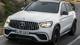 MERCEDES-BENZ Clase GLC 63 AMG 4Matic+ Speedshift MCT 9G