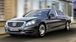 MERCEDES-BENZ Clase S Maybach 560 4Matic Aut.