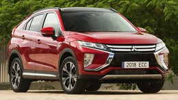 MITSUBISHI Eclipse Cross 150 T Motion Black Edition 2WD 8CVT