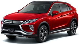 MITSUBISHI Eclipse Cross 150 T Motion Black Edition 2WD