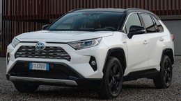 TOYOTA RAV-4 2.5 hybrid 2WD Business