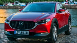 MAZDA CX-30 2.0 Skyactiv-X Zenith Black Safety AWD 132kW